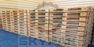 pallet gỗ thông xuất khẩu