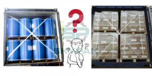 Hình ảnh ví dụ dây dai chằng hàng container