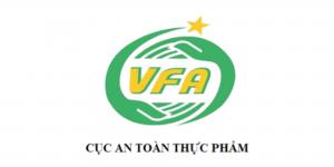 Logo của cục VSATTP